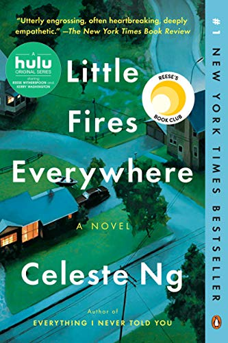 Compare Textbook Prices for Little Fires Everywhere: A Novel Reprint Edition ISBN 9780735224315 by Ng, Celeste