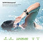 Fashion Shopping Letsfit Smart Watch with Oxygen Saturation Monitor and Heart Rate Monitor, Step Counter,