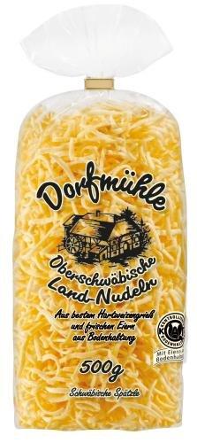 Dorfmühle Landnudeln Schwäbische Spätzle, 500 g