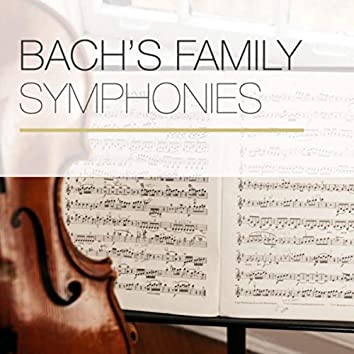 Bach's Family Symphonies