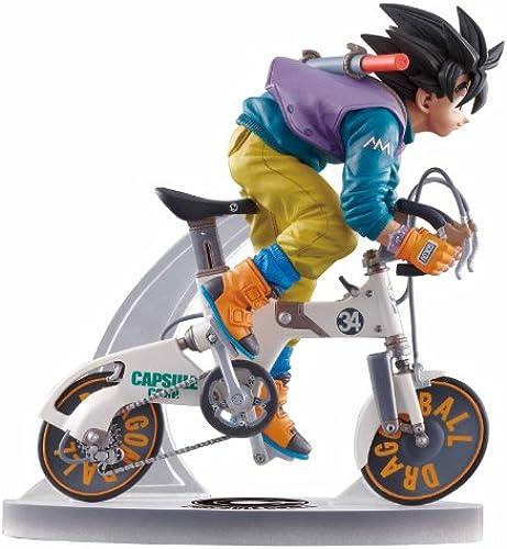 Dragon Ball Z Son Goku Real Mccoy 02 Desktop Statue
