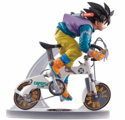 Megahouse Dragonball Z Son Goku Real McCoy Desktop Statue (japan import)