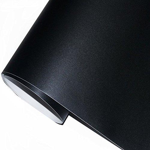 45x200cm Pizarra Adhesiva,AZXES, Pizarra Pegatinas,Papel Adhesivo Vinilo,Adhesivo Removibl,Color Negro