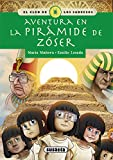 Aventura en la pirámide de Zóser (El club de los sabuesos)