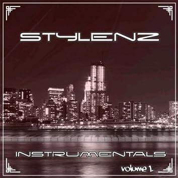 Stylenz Instrumentals, Pt. 1
