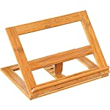 Kesper Cookbook Stand, Legno, Marrone, 33 x 24 x 10 cm