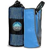 Youphoria Outdoors Microfiber Camping Towel...