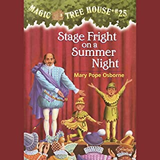 Couverture de Stage Fright on a Summer Night
