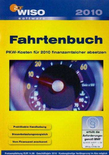 WISO Fahrtenbuch 2010
