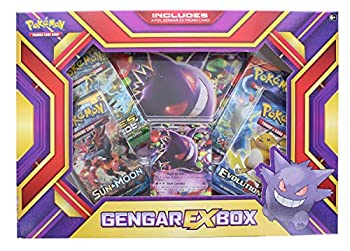 Pokemon TCG  2016 Assorted Ex Box-Gengar