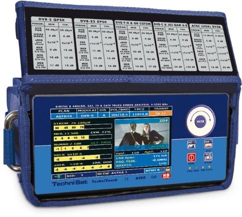 Technisat - Techni tocco - circuito elettrico tester