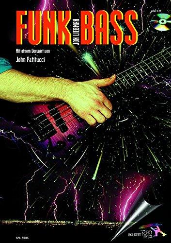Funk Bass: E-Bass. Ausgabe mit CD. (Schott Pro Line)