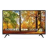 Thomson 32HD3326 80 cm (32 Zoll) LED Fernseher (HD, Triple Tuner, HDMI, USB), Schwarz
