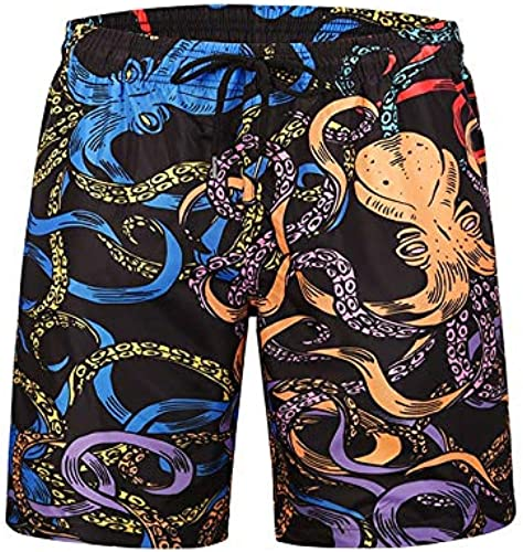 CZYHP maillot de bain Swimming courtes for Hommes Swimming Pour des hommes Board courtes Quick Dry maillot de bain Man plagewear Surf Board courte L 03