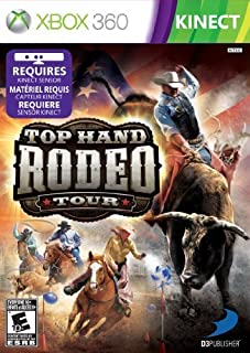 Top Hand Rodeo Tour for Kinect - Xbox 360 by D3 Publisher [並行輸入品]