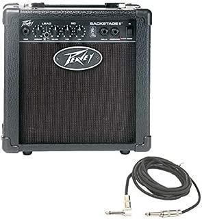 Peavey Backstage 2 Channel 10 Watt Guitar Combo 6