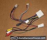 AutoHarnessHouse Aftermarket Headunit Installation Adapter compatible with Subaru 2016-2019