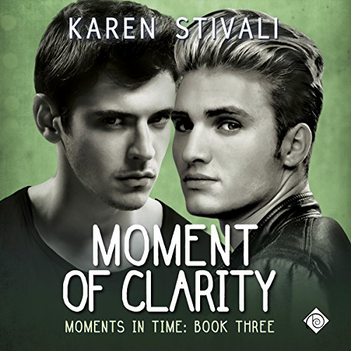 Moment of Clarity audiobook cover art