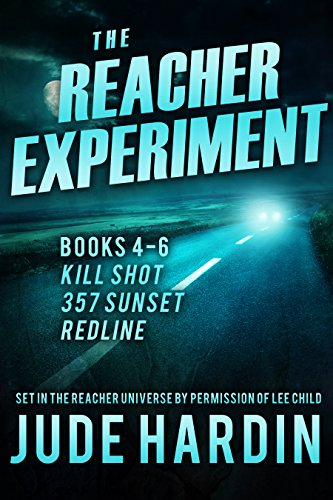 The Jack Reacher Experiment Books 4-6 (A Reacher Universe Collection Volume 2) (English Edition)