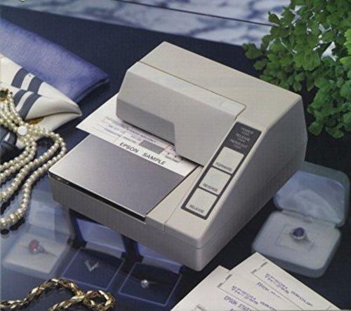 Epson TM-U295-292 Dot Matrix Slip Printer Serial Dark Gray (No Cable and Power Supply) C31C163292