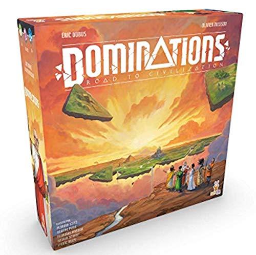 Holy Grail Games Dominaciones: Camino a la civilización