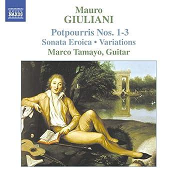 Giuliani: Guitar Music, Vol. 2