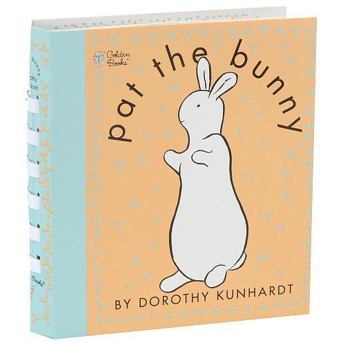 pat the bunny book, baby books, classic books, baby gift ideas