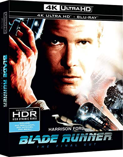 Blade Runner The Final Cut (4K Ultra HD + Blu-Ray) [Italia] [Blu-ray]