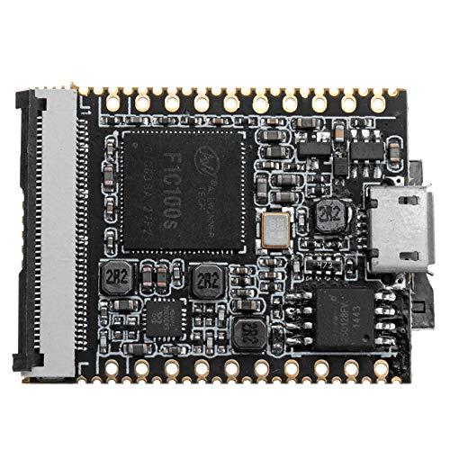 Taidacent Multi-System-Multifunktions-Nano-Entwicklungsplatine Embedded Development Board Linux Micropython F1C100s (NanoF + WiFi-Modul)