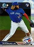 2019 Bowman Chrome Baseball #73 Vladimir Guerrero Jr. Rookie Card. rookie card picture