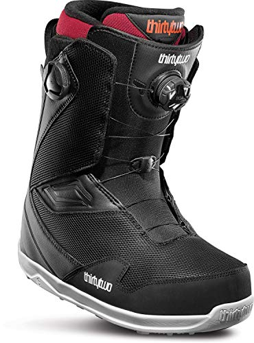 ThirtyTwo Tm 2 Double Boa Snowboard Boots 42 EU Black