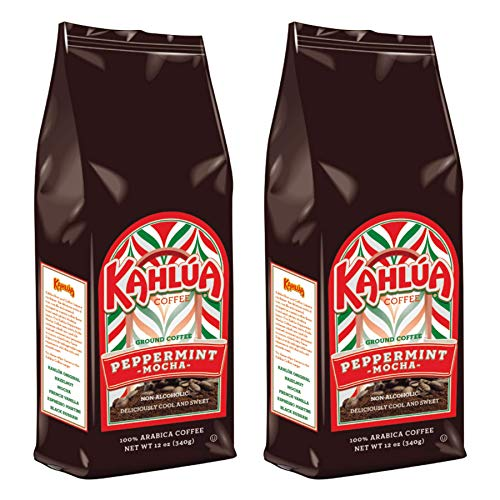 Kahlua - Peppermint Mocha Coffee (2 bags/12 oz)