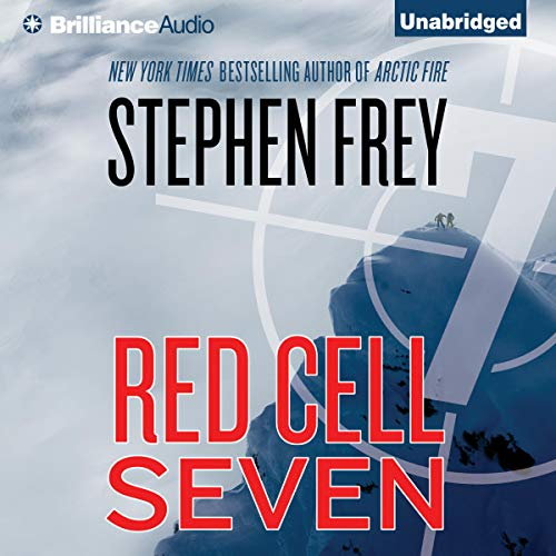 Page de couverture de Red Cell Seven