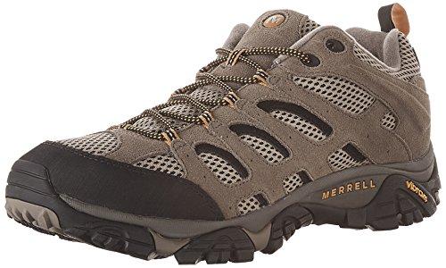 Merrell Men's Moab Ventilator Hiking Shoe,Walnut,12 M US