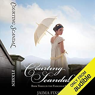 Courting Scandal cover art