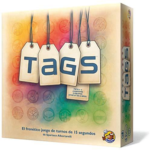 Asmodee - Tags - Español (HBTA01ES)