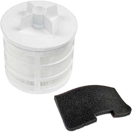 SPARES2GO U66 Type Pre & Post Motor HEPA Filter Kit for Hoover Sprint Vacuum Cleaner