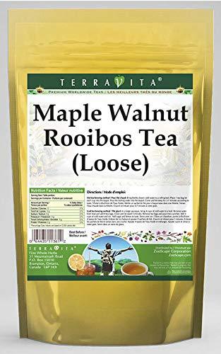 Maple Walnut Rooibos Max 43% OFF Tea Loose ZIN: 8 oz 534342 Dedication