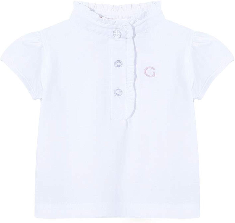 Gocco Baby-M/ädchen Vestido Blancos Dobby Kleid