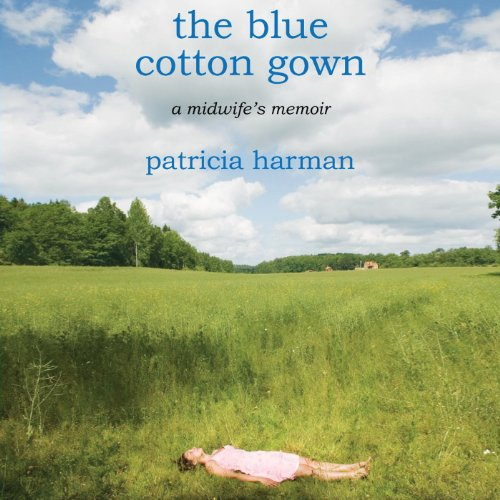 The Blue Cotton Gown audiobook cover art