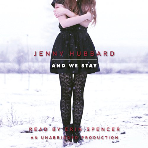 And We Stay audiobook cover art