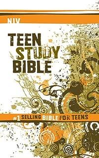 NIV Teen Study Bible
