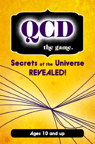 QCD...The Game