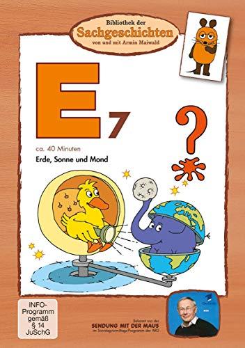 E2 - Erde, Sonne und Mond (Bibliothek der Sachgeschichten)