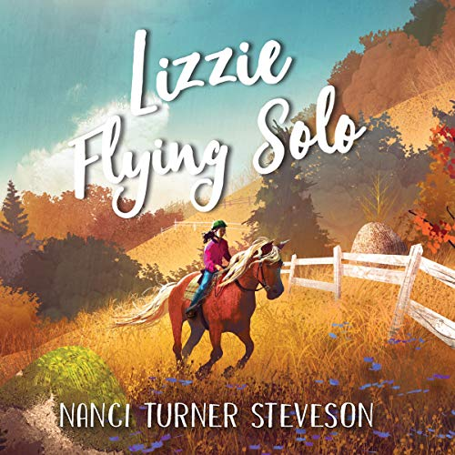 Couverture de Lizzie Flying Solo
