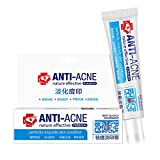 LTDD 3PCS Anchuyt Chinese Herbal Acne Cream, Mild and Non-irritating