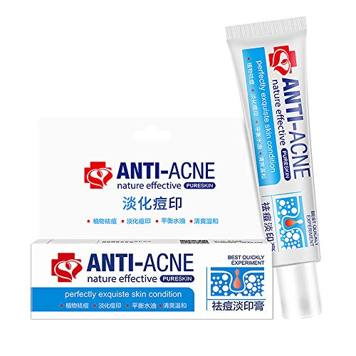 LTDD 3PCS Anchuyt Chinese Herbal Acne Cream, Suitable for Everyone, Especially Acne Patients