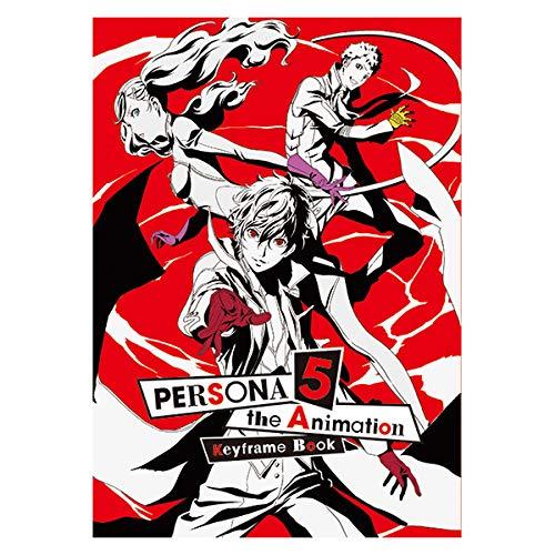 C95 95 冬コミ アニプレックス PERSONA5 the Animation PERSONA 5 the Animation Keyframe Book