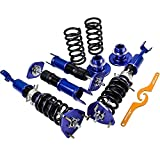 Coilovers with Adjustable Height for Nissan Fairlady Z 350Z Z33 2003 2004 2005 2006 2007 2008 for Infiniti G35 2003-2006 Suspension Spring Strut Shock Absorber