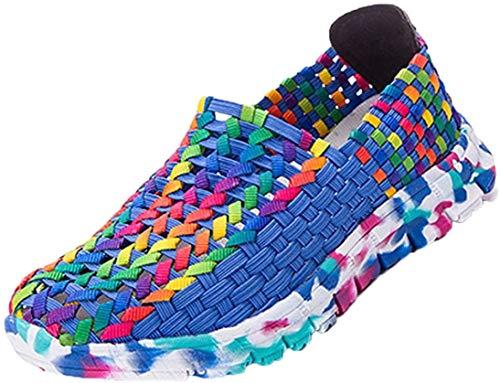 Zapatillas de Deporte para Mujer Otoño 2018 PAOLIAN Zapatos de Running de...